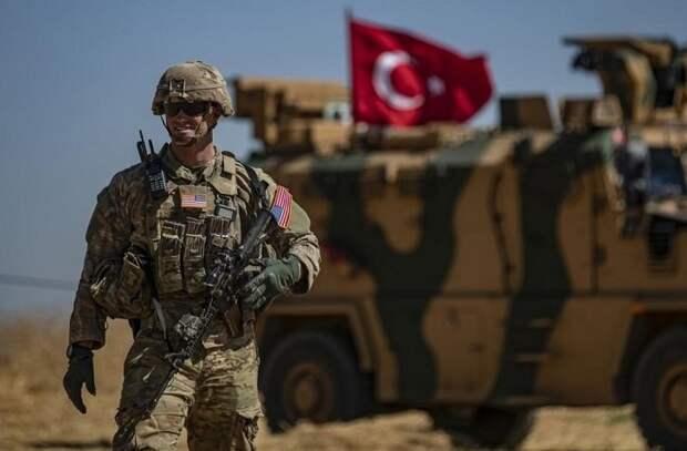 Турция стала заложницей гибридной войны США против Сирии