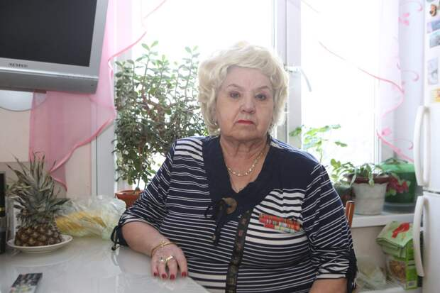 Жительница Выхина-Жулебина поделилась воспоминаниями о блокадном Ленинграде
