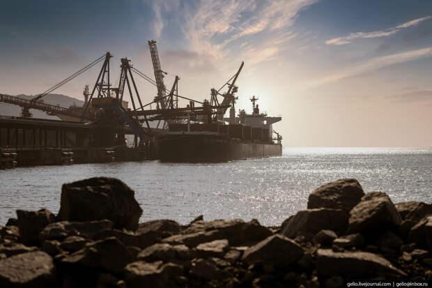 Угольный терминал АО «Восточный Порт» — морские ворота в Азию