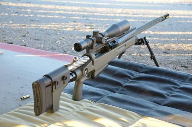 McMillan TAC-50 подарила вторую жизнь антиматериальным винтовкам
