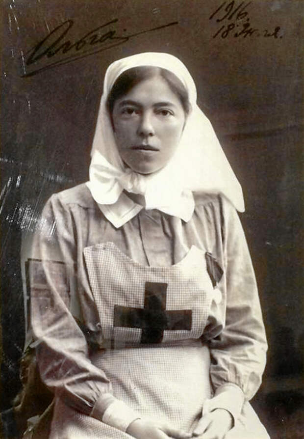 Сестра милосердия царских кровей. / Фото: wikiwand.com