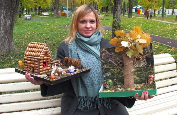 Домохозяйка из Бабушкинского воссоздала поэму Пушкина в необычной поделке