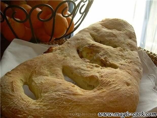 """""""Фугас"""" - опробованный рецепт хлеба"""