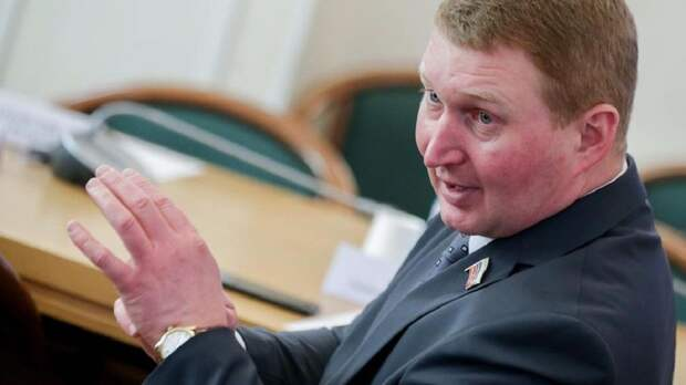 Сколько заработал в Госдуме за год депутат Алексей Канаев