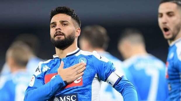 «Наполи» вернулся на вершину таблицы Серии А после победы над «Болоньей»