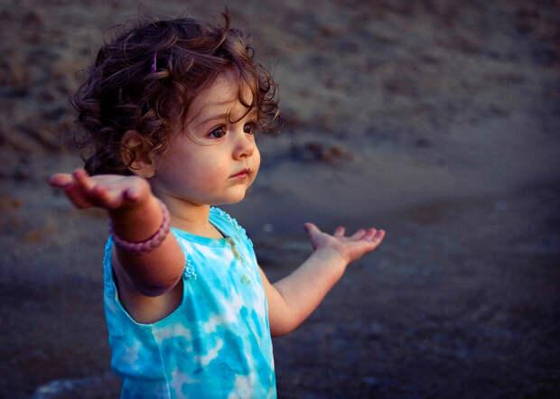 Детская непосредственность в вопросах и ответах
