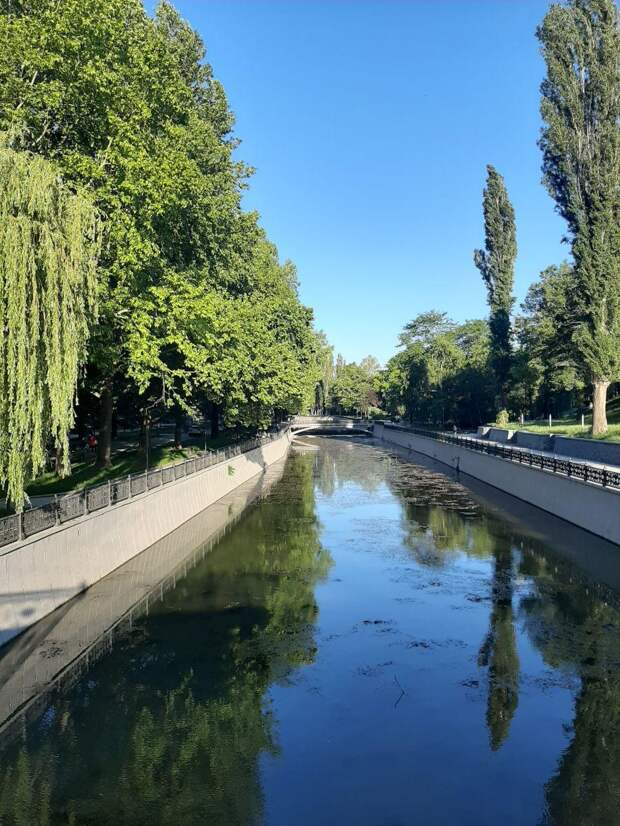 Салгир в Симферополе загрязнён в 1000 раз больше нормы