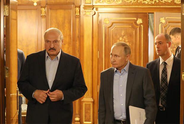 Стал понятен «хитрый план Путина» в Белоруссии