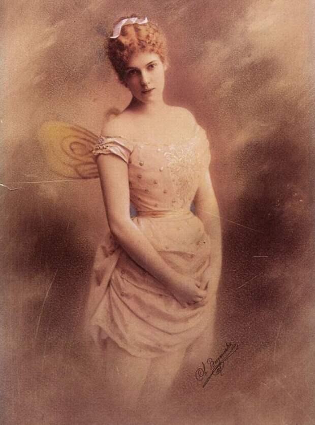 известная русская балерина Мария Мариусовна Петипа