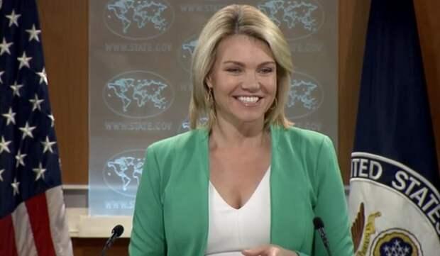 США призвали Россию прекратить бомбить Донбасс