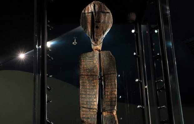 Шигирский идол может скрывать зашифрованное послание от неизвестной цивилизации