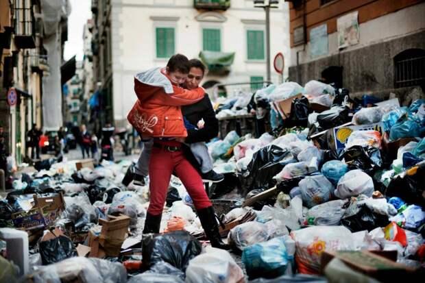 """Как преобразилась Европа без """"компостных куч"""". Фотография взята с сайта zen.yandex.ru"""
