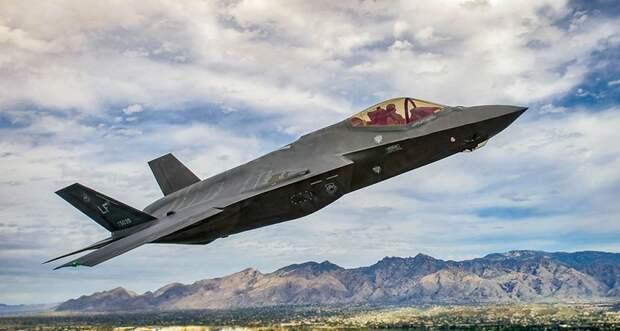 Великобритания разрывает контракт с США на поставку 90 истребителей F-35