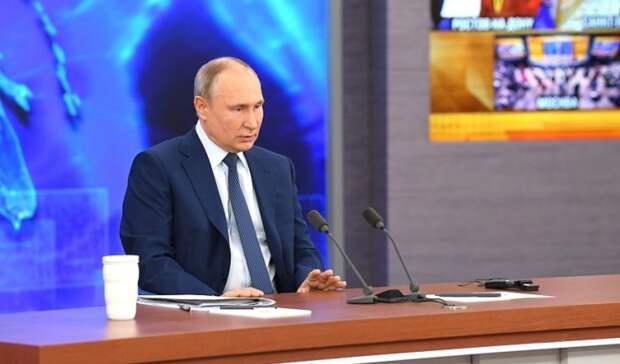 Путин: «Северный поток-2»— выгодная вещь для экономики Европы