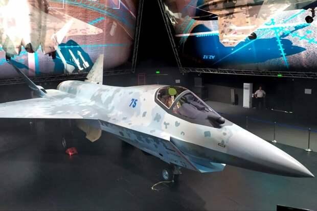 Россия представила новый истребитель пятого поколения. Реакция иностранцев