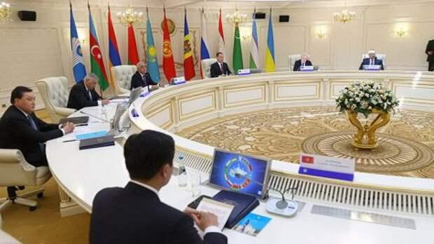 Украина отказалась от сотрудничества с СНГ в области туризма