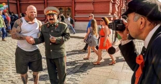 22 удивительные фотографии, которые можно было сделать только в России
