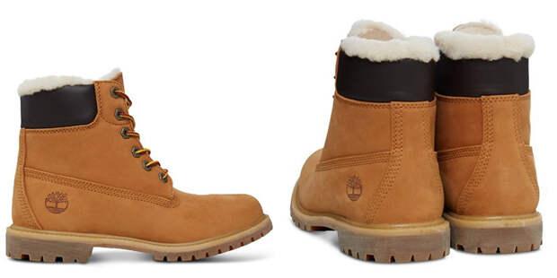 Женские зимние тимберленды: особенности моделей, с чем комбинировать.