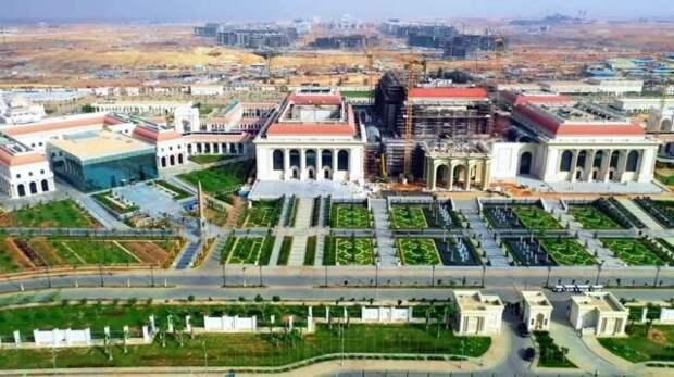 В Египте объявили конкурс на название новой столицы в 50 километрах от Каира