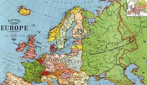 """Что такое """"пакт четырех"""" и почему СССР был резко против"""
