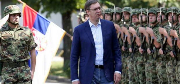 Бондаренко: Курти просчитался, недооценив военную силу Сербии