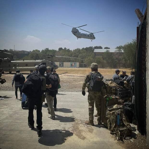 15 августа 2021 года вошло в историю как день поражения США в афганской войне.