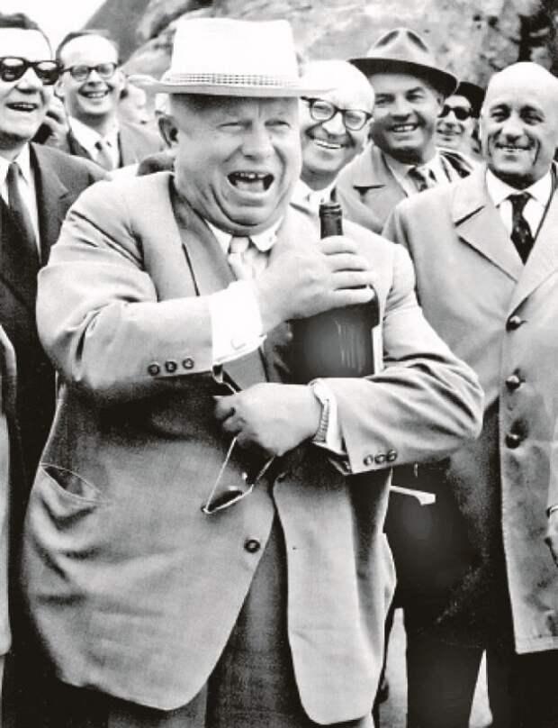 Как Хрущёв приговорил русскую деревню