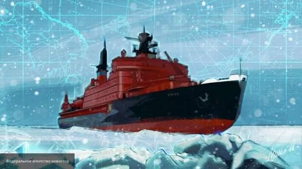 Баранец объяснил, почему США нацелились на Северный морской путь России