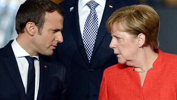 Франция и Германия не выполняют Минские соглашения