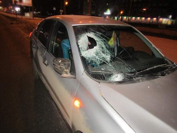 Троих пешеходов сбили на дорогах Ижевска в четверг