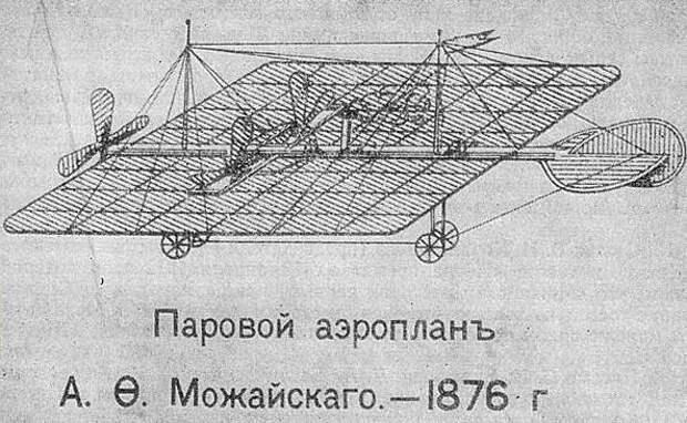 Что помешало русскому изобретателю создать первый самолет в мире
