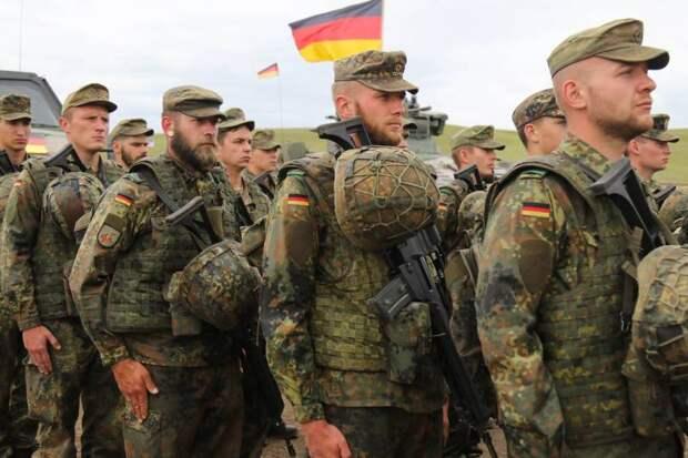 Серенады для Гитлера: неонацизм в бундесвере