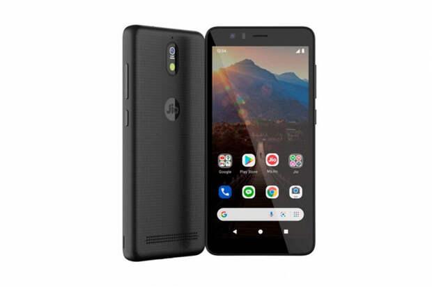 Google раскрыла характеристики «самого дешёвого смартфона в мире» Jio Phone Next