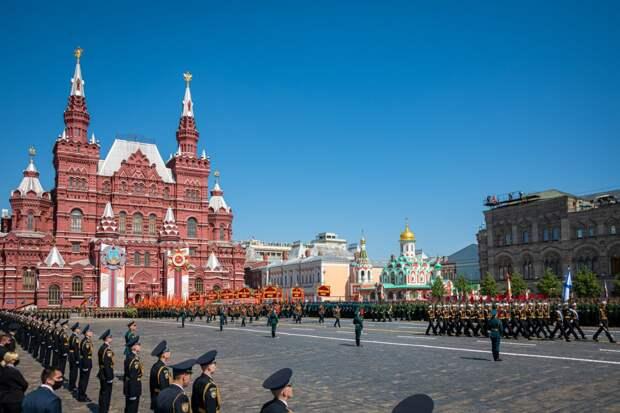 Назван новый «голос» парада Победы в Москве