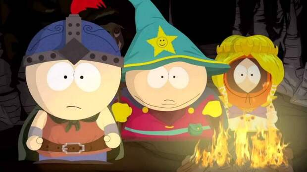 Близнецы – South Park: The Stick of Truth