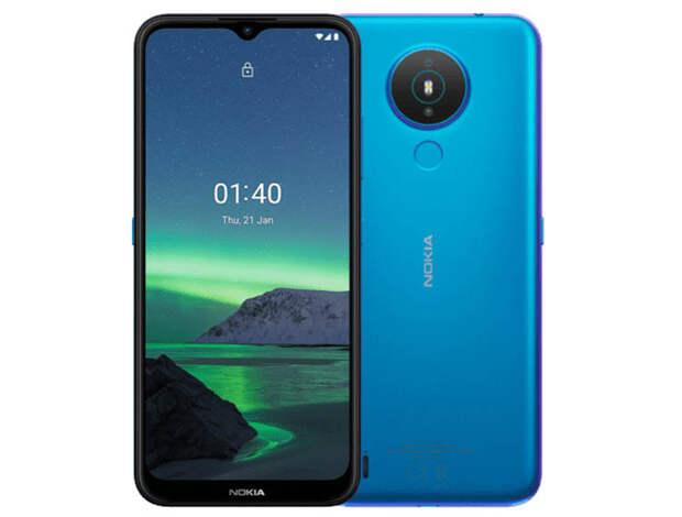 Анонсирован бюджетный смартфон Nokia 1.4