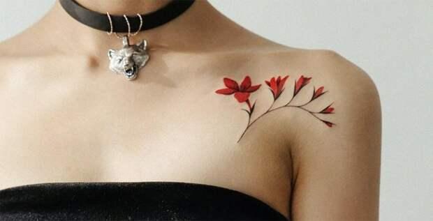 5 татуировок, о которых вы будете жалеть