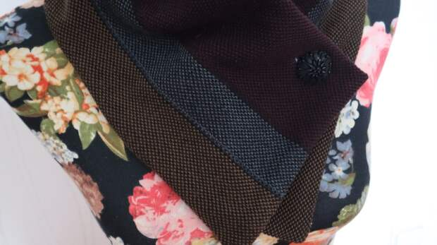 Старый свитер больше не занимает место в шкафу. Покажу, какую красоту сшила из него на осень всего за пару часов