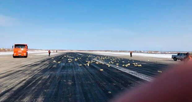 Золотой дождь бывает: в Якутске из самолета выпали золото, платина и бриллианты