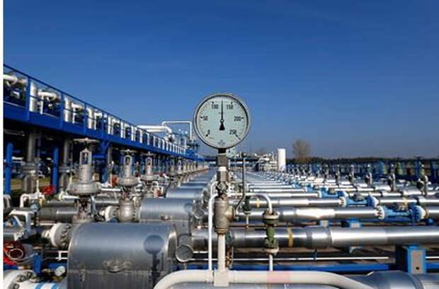 В Европе оценили запасы газа на зиму