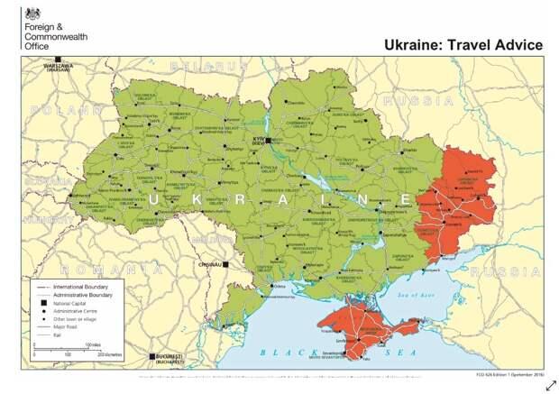Посольство Великобритании в Незалежной жестко осадило украинских дипломатов