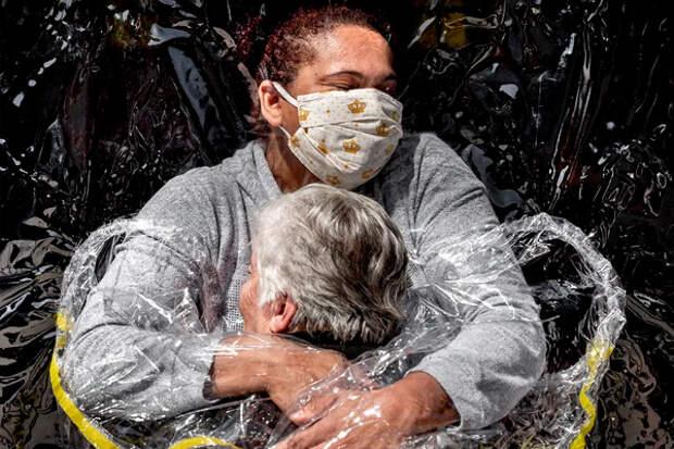 World Press Photo выбрал лучшие снимки 2020-го года