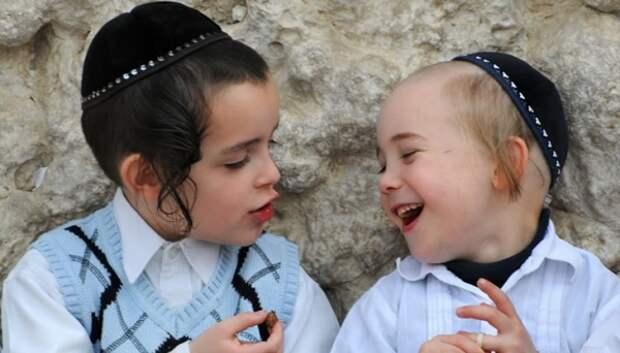 Почему еврейские дети умны?