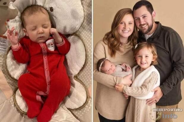 Женщина родила ребёнка, зачатого 28 лет назад