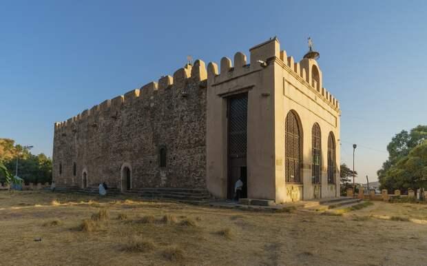 Часовня Храма Марии Сионской