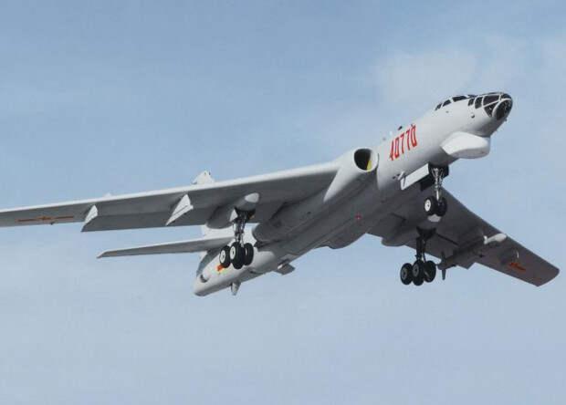 Китайцы занялись разработкой двух стелс-бомбардировщиков