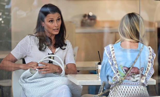 Кэри против Наташи: Сара Джессика Паркер и Бриджит Мойнахан на съемках в Нью-Йорке