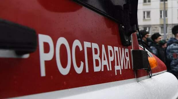 Учения Росгвардии прошли в Краснодарском крае