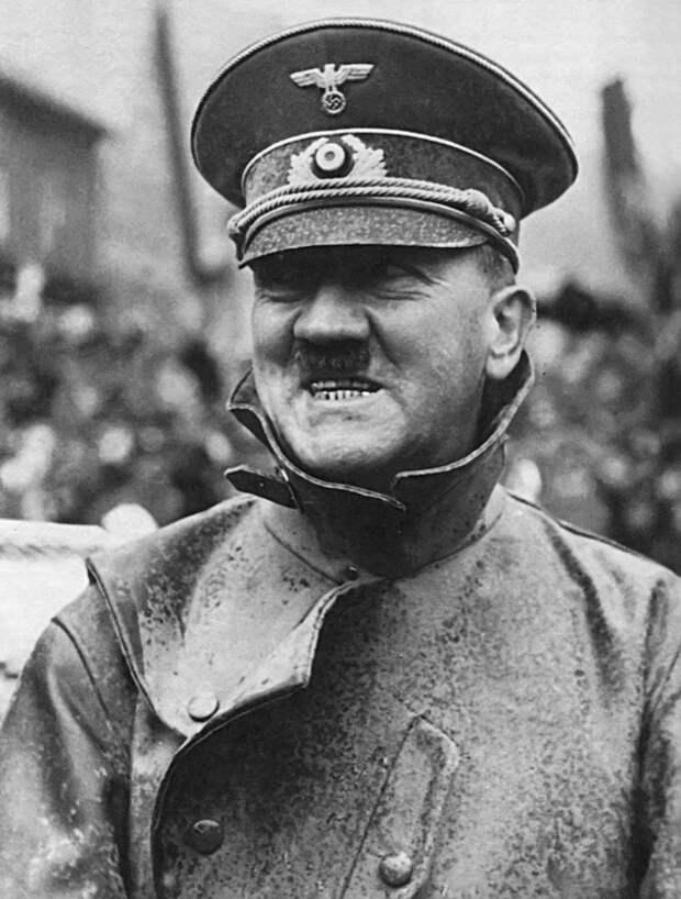 Гнусный вонючка Гитлер