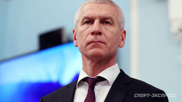 Матыцин: «ВРоссии никогда небыло поддержки допинга состороны государства»